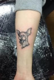 滁州刺身堂纹身馆9款纹身作品