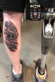 3d纹身 9张充满迷惑的3D逼真纹身图案