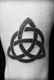 多款简笔画符号纹身图案