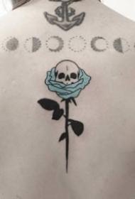 非常简单的几张小清新纹身作品欣赏