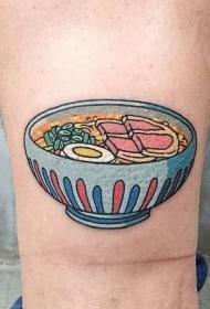 食物纹身   美味可口的面条纹身图案