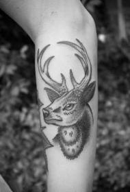 手臂纹身图案   时尚而又百变的手臂纹身图案