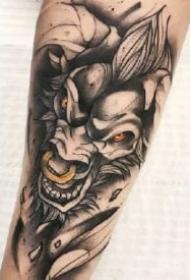英雄联盟纹身 9款LOL英雄联盟皮肤人物的包臂纹身作品