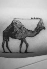 大臂内侧的18款纹身作品图案赏析