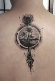 桂林纹身 广西桂林鲸墨刺青的几款店内纹身作品