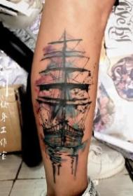 泸州纹身 四川泸州默刻纹身店的几款作品